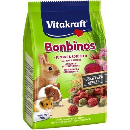 Vitakraft Bonbinos Luzerne & Rode biet
