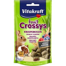 Frucht Crossys Blueberry Nagetier