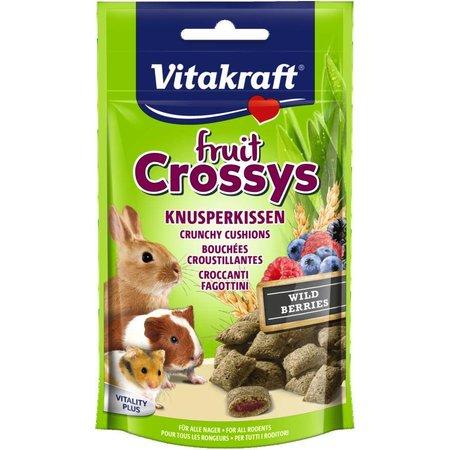 Vitakraft Fruit Crossys Blueberry rodent