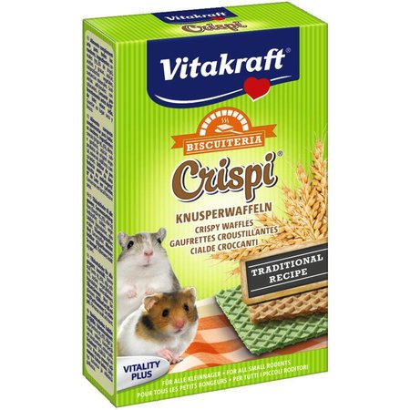 Vitakraft Hamsterwaffeln Crispi