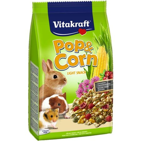 Vitakraft Pop Corn & Nager 200g