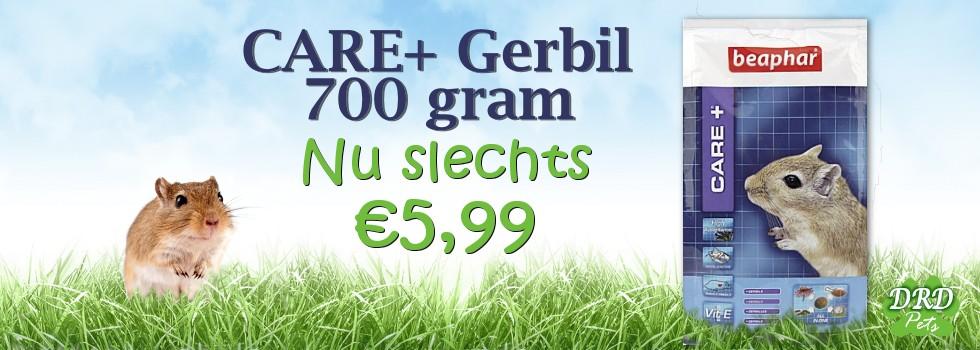 Beaphar Care+ Gerbil 700 gram nu slechts €5,99
