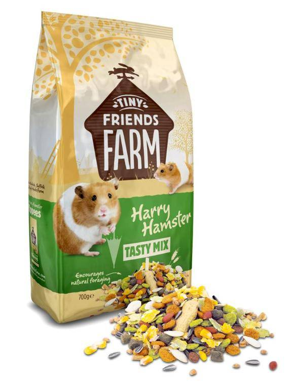 Supreme Harry Hamster complete Muesli 700 grams