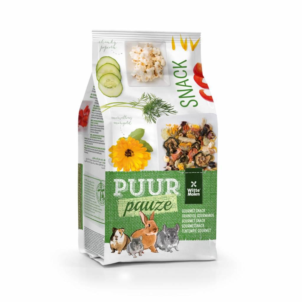 Witte Molen PUUR Pauze Snack Muesli 700 gram