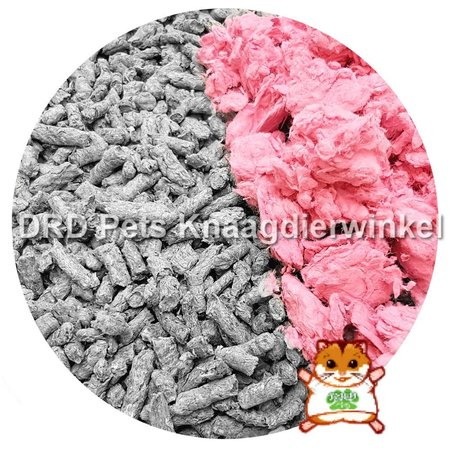 Kombipackung Zurück Pink 20 Liter