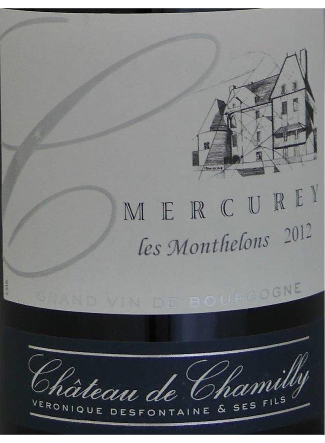 """Château de Chamilly - Mercurey """"les Monthelons"""""""