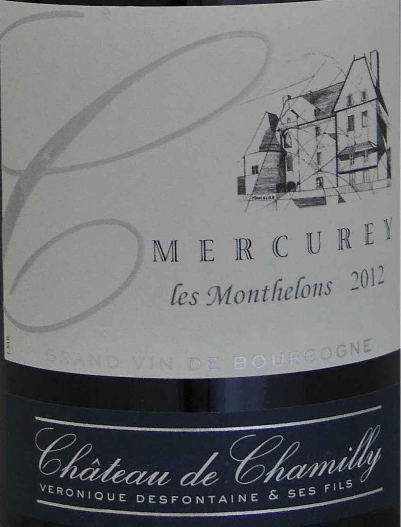 """Château de Chamilly - Mercurey """"les Monthelons""""-3"""
