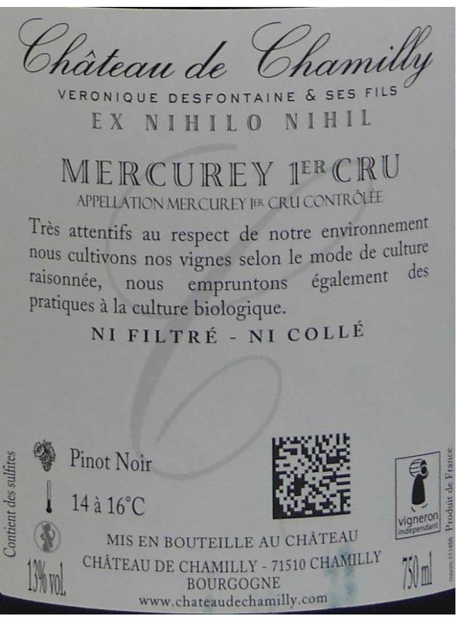 """Château de Chamilly - Mercurey 1er Cru """"Les Puillets"""""""