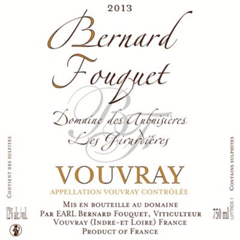 Bernard Fouquet - Les Girardières