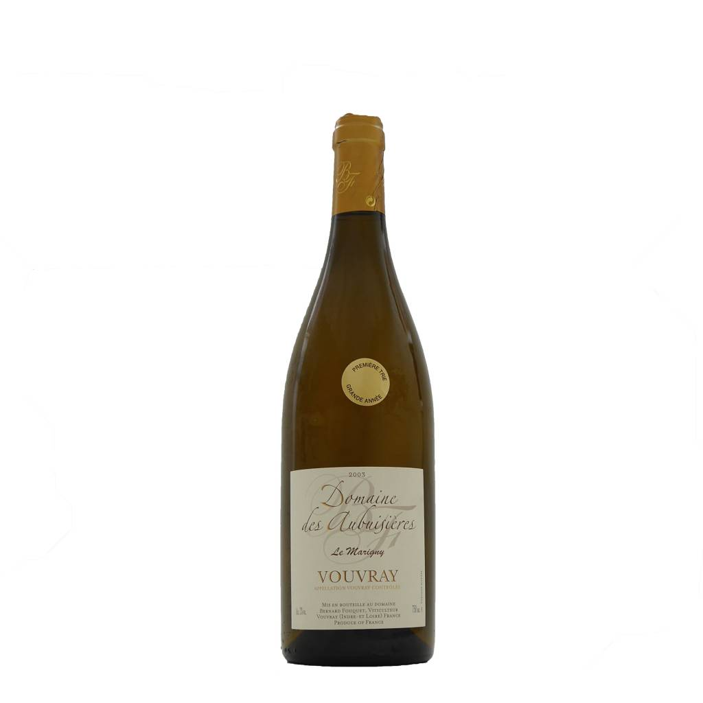 Bernard Fouquet - Le Marigny - dessert wine-1
