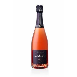 Champagne - Maison Gamet - Brut Rosé