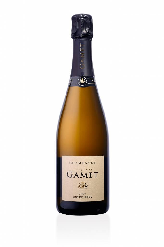 Champagne - Maison Gamet - Brut Cuvée 5000-1