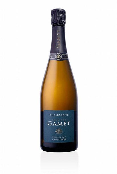 Champagne - Maison Gamet - Extra Brut - Caractères