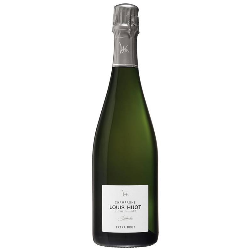 Champagne Louis Huot - Cuvée Initiale - Extra Brut-1