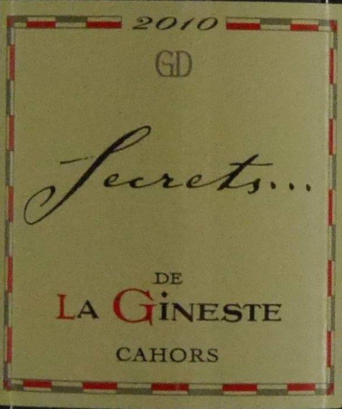 Château La Gineste - Secrets...