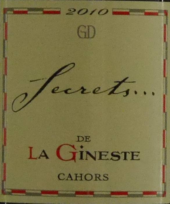 2012 - Secrets... - Château La Gineste-5
