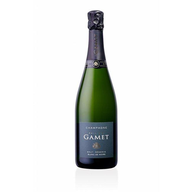 Champagne - Maison Gamet - Cuvée de Reserve - Magnum