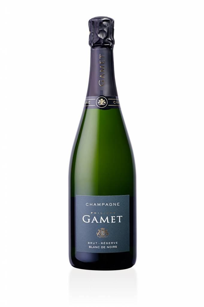 Champagne - Maison Gamet - Cuvée de Reserve - Magnum-1