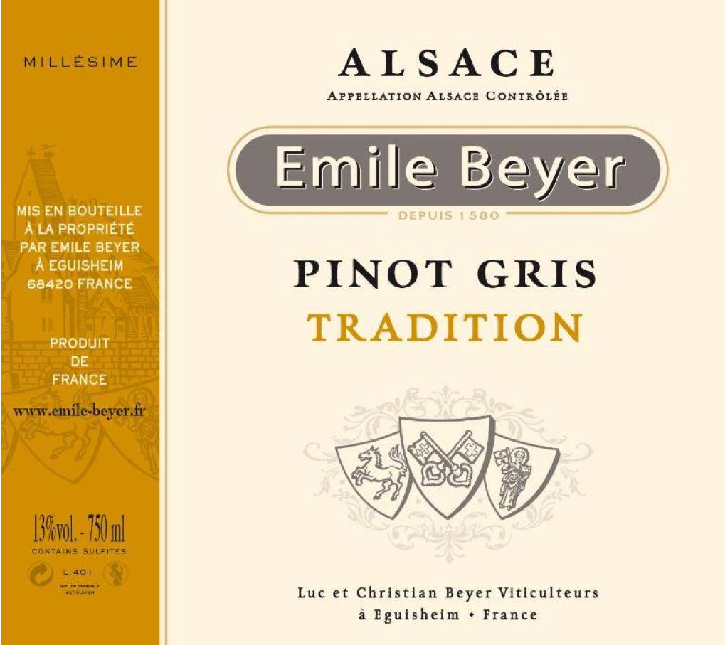 Domaine Emile Beyer - Pinot Gris Tradition-2