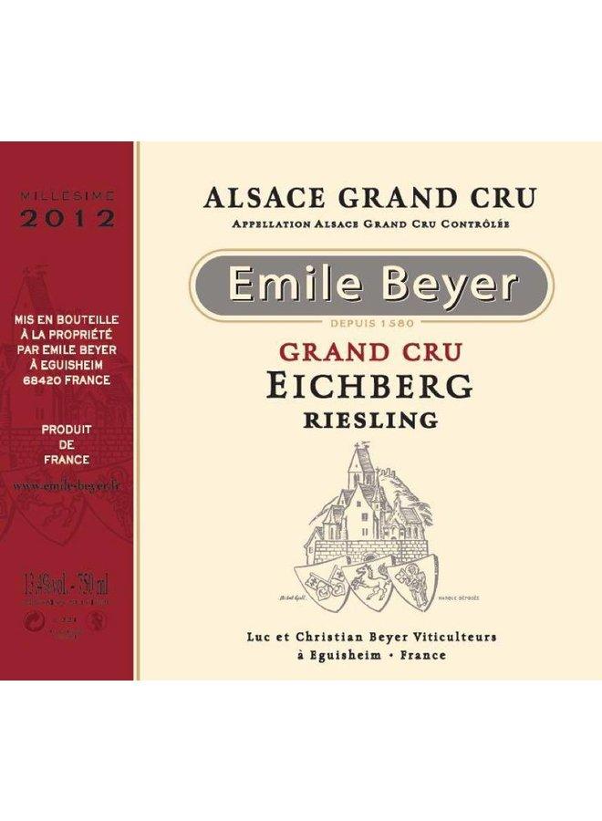 Domaine Emile Beyer - Riesling Grand Cru Pfersigberg