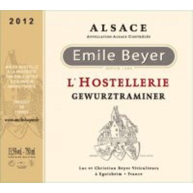 """Domaine Emile Beyer - Gewurztraminer """"Eguisheim"""""""