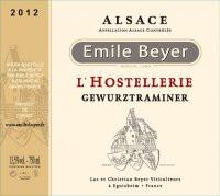 """Domaine Emile Beyer - Gewurztraminer """"Eguisheim"""" - 2015-1"""