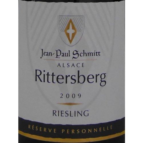 Domaine Jean-Paul Schmitt - Riesling Rittersberg Réserve Personnelle - 2013