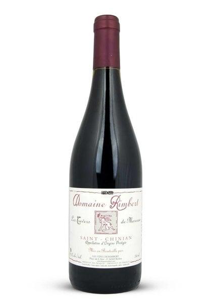 Domaine Rimbert - Saint Chinian Les Travers de Marceau - 2015