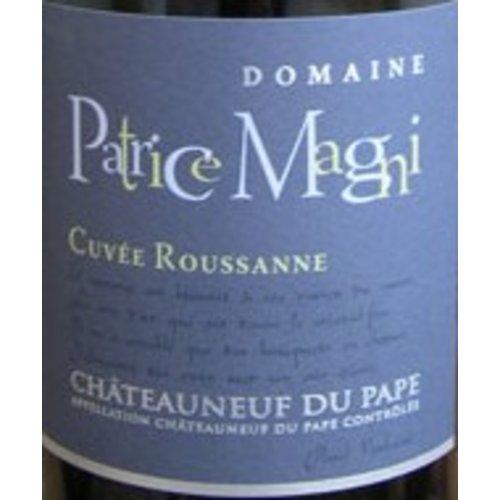 Domaine Patrice Magni - Châteauneuf-du-Pape Cuvée Roussanne - 2014