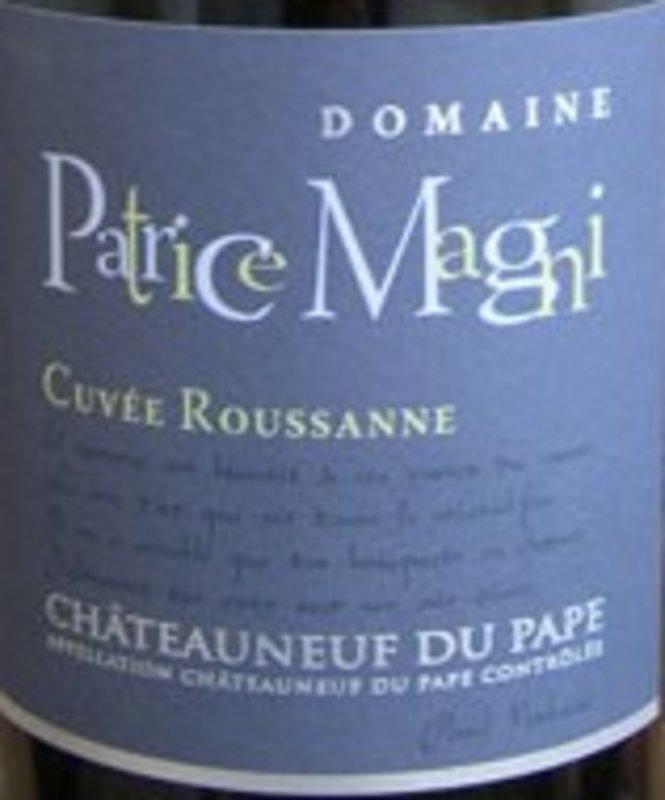 Domaine Patrice Magni - Châteauneuf-du-Pape Cuvée Roussanne
