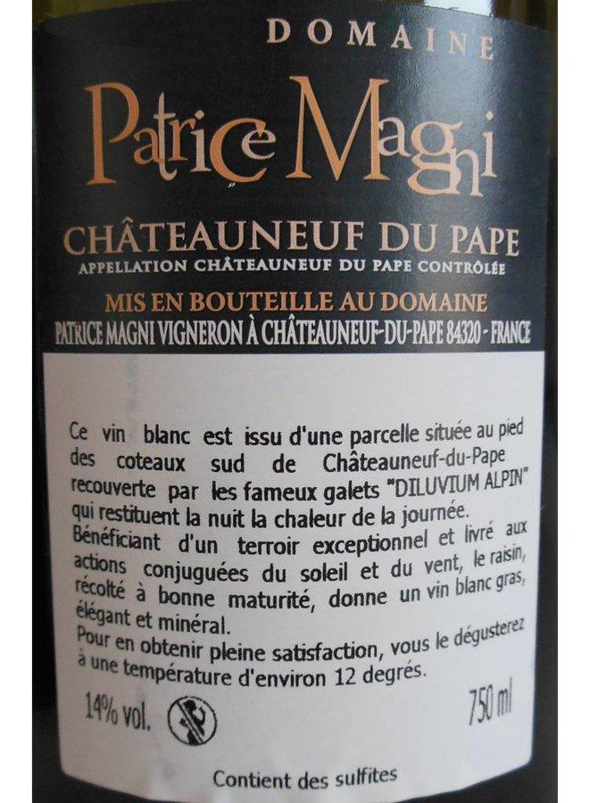 Domaine Patrice Magni - Châteauneuf-du-Pape Blanc
