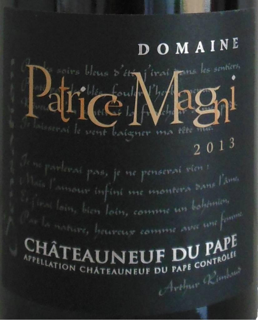 Domaine Patrice Magni - Châteauneuf-du-Pape Blanc-2
