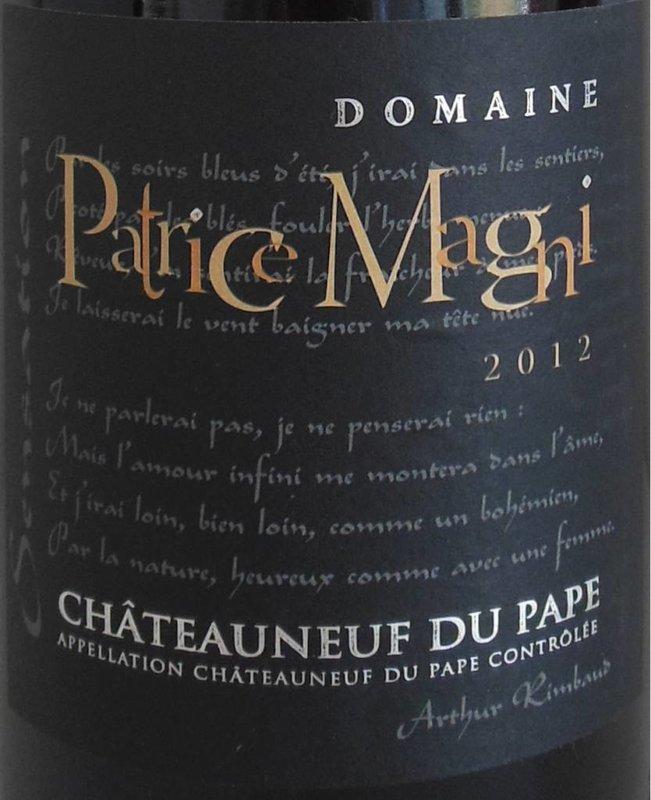 Domaine Patrice Magni - Châteauneuf-du-Pape Rouge