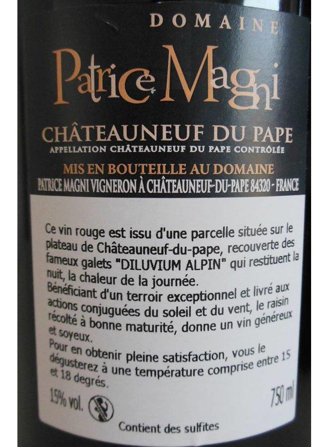 Domaine Patrice Magni - Châteauneuf-du-Pape Rouge Cuvée Pressoir