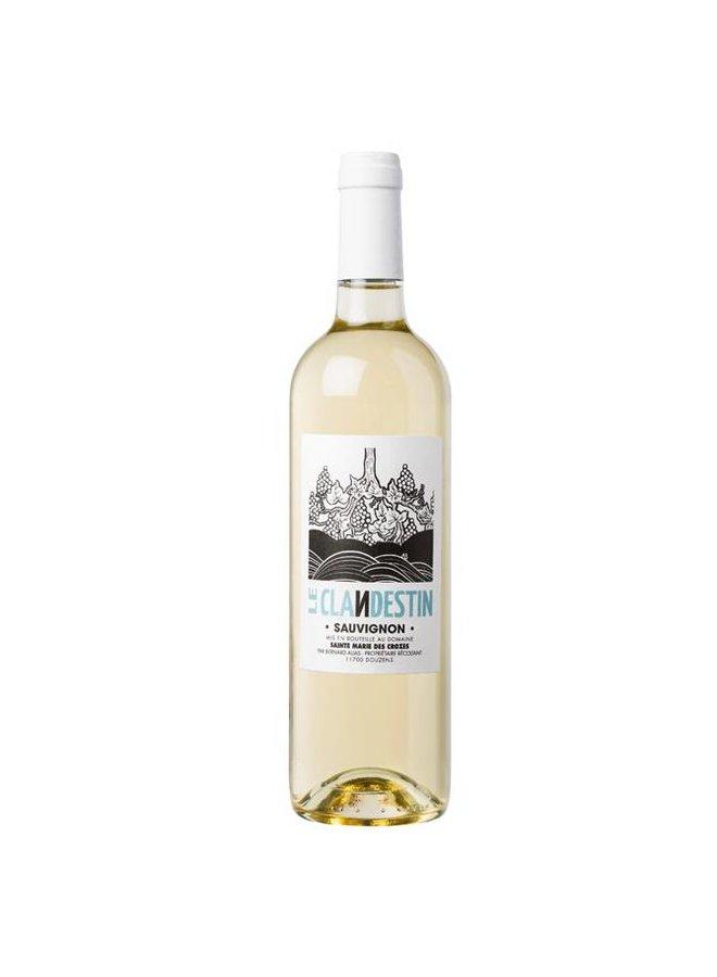 Domaine Sainte Marie des Crozes - Le Clandestin Sauvignon blanc