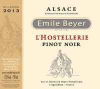 """Domaine Emile Beyer - Pinot Noir """"Eguisheim""""-2"""