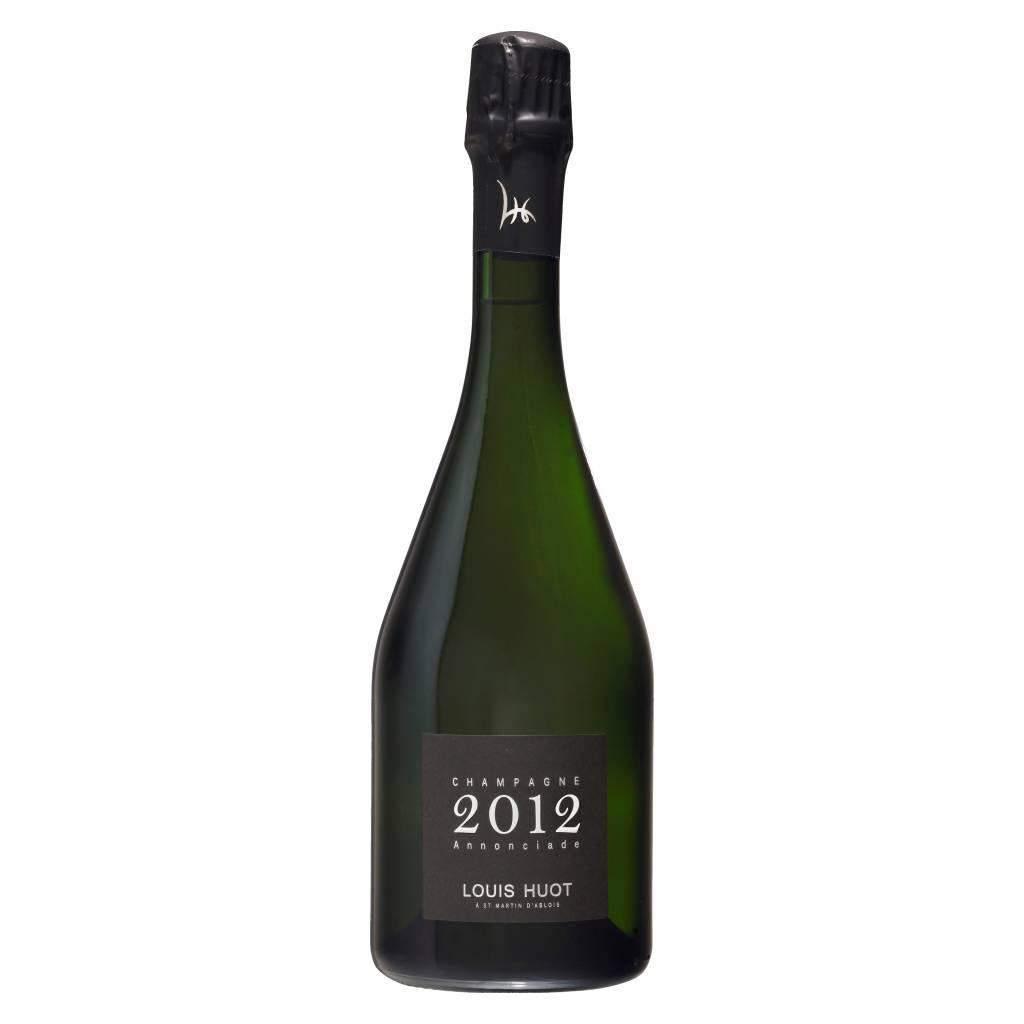 Champagne Louis Huot - Cuvée Annonciade - MILLÉSIME 2012 - Magnum-2