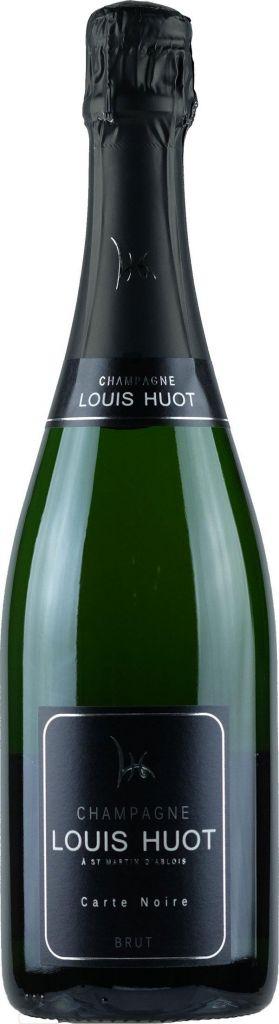 Champagne Louis Huot- Brut RÉSERVE Magnum-1