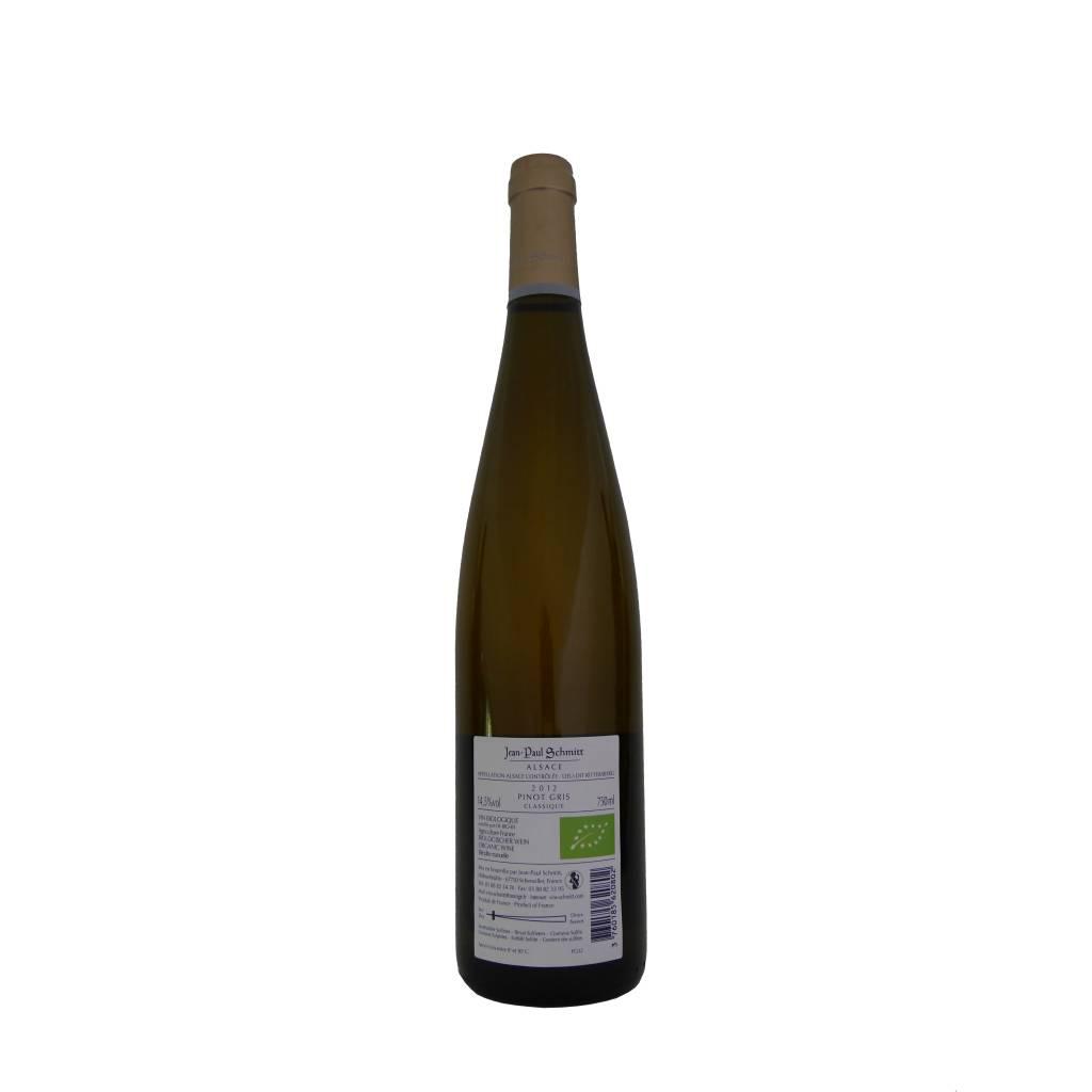 Domaine Jean-Paul Schmitt - Pinot Gris Rittersberg Classique - 2013-2