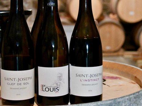 De wijnen van Domaine Bastien Jolivet moet je geproefd hebben!!