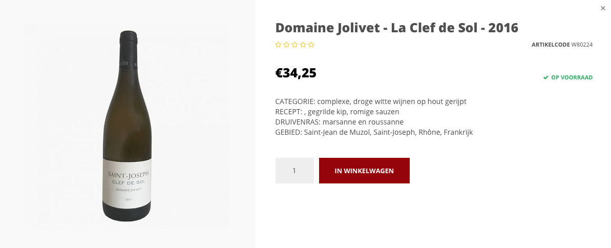Domaine Jolivet - Bastien Jolivet