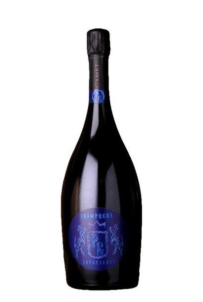 Champagne - Maison Gamet - Extra Brut - Caractères - Magnum