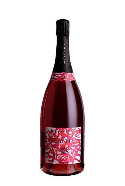 Champagne - Maison Gamet - Brut rosé de saignée - Magnum