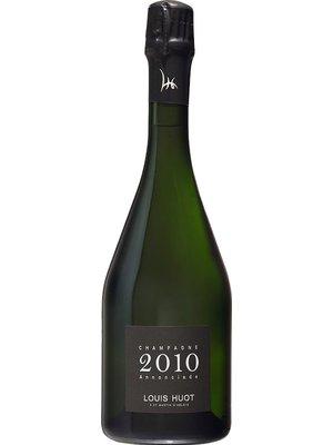 Champagne Louis Huot - Cuvée Annonciade - MILLÉSIME 2010