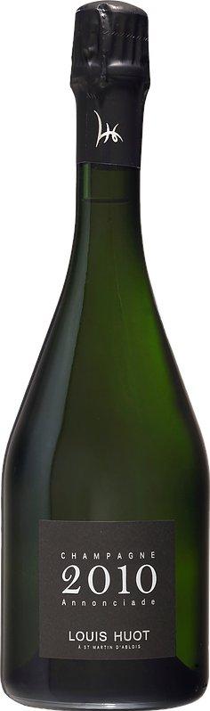 Champagne Louis Huot - Cuvée Annonciade - MILLÉSIME 2010-1