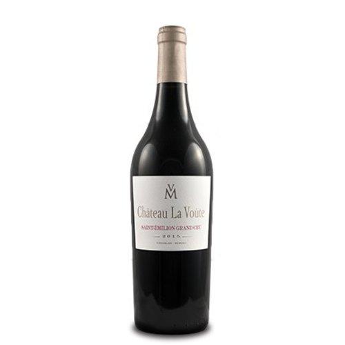 Vignobles Moreau - Château La Voûte -2015