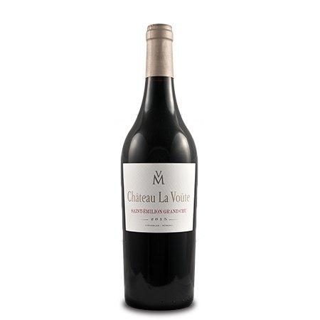 Vignobles Moreau - Château La Voûte-1