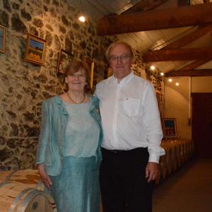 Michel & Evelyne Allien