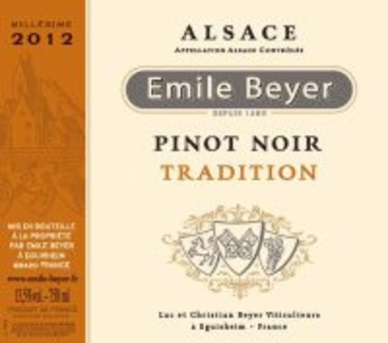 Domaine Emile Beyer - Pinot Noir Tradition