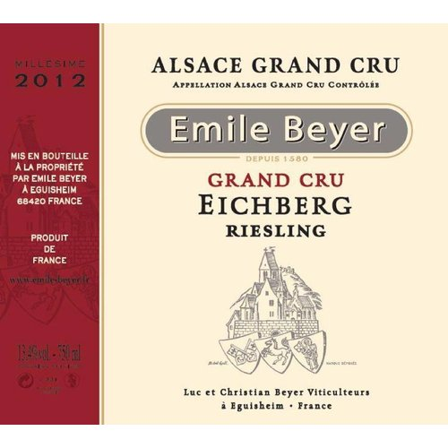 "Domaine Emile Beyer - Riesling ""Saint Jaques"""